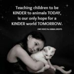Kind To Animals Quotes Facebook