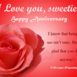 Love Anniversary Wishes For Girlfriend Facebook