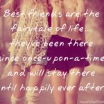 Lovely Quotes For Best Friend Girl Tumblr