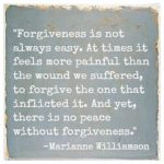 Marianne Williamson Quotes About Forgiveness