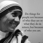 Mother Teresa Quotes On Life