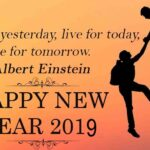 Motivational Happy New Year 2019 Quotes Tumblr