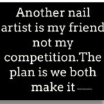 Nail Tech Quotes Pinterest