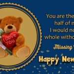 New Year Without You Quote