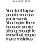 Quotes About Forgiveness And Mistakes Facebook