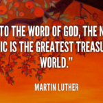 Quotes About Music by Martin Luther