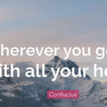 Quotes About Travel by Confucius
