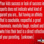 Quotes For Sports Parents Facebook