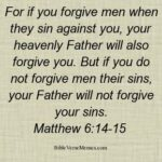 Religious Quotes About Forgiveness Tumblr