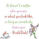 Roald Dahl Inspirational Quotes Facebook