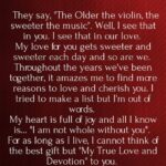 Romantic Quotes For Her To Make Her Cry Pinterest