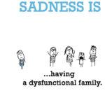 Sad Quotes about Family Drama
