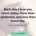 Special Day Love Quotes Pinterest