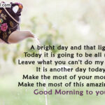 Good Morning Message To Special Friend Twitter