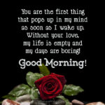 Sweet Good Day Message For Her Pinterest