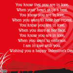 Sweet Valentines Day Poems Twitter