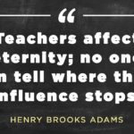 Teachers Impact On Students Quotes Facebook