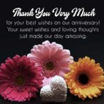 Thank You For Anniversary Wishes Twitter