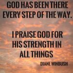 Thanking God For Strength Quotes Tumblr