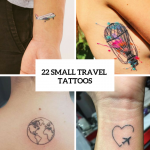 Travel Inspired Tattoos