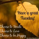 Tuesday Quotes And Pictures Pinterest