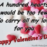 Valentine Day Images With Love Quotes Twitter