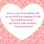 Valentine Quotes For Parents