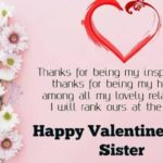 Valentines Day Quotes For My Sister Pinterest