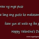 Valentines Quotes Tagalog Love Pinterest