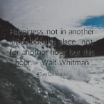Walt Whitman Quotes Happiness Facebook