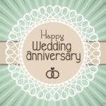 Wedding Anniversary Simple Wishes Facebook
