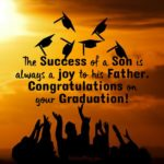 Words To My Son On Graduation Twitter