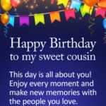 Happy Birthday My Beautiful Cousin Facebook